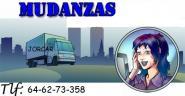 Transportamos con Eficacia y seguridad. 646273358-636687921