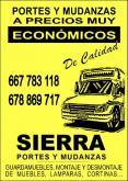 Portes y Mudanzas ECONOMICOS