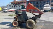 DUMPER AUSA 150-DG X4 GIRATORIO