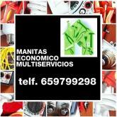 Manitas Económico Multiservicios en Illescas y alrededores