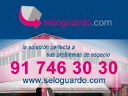 Alquiler de trasteros, guardamuebles, despachos y naves en Madrid